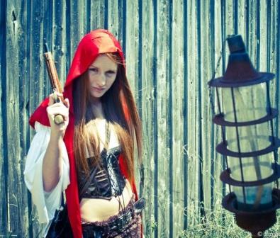 Red Riding Hood 8x10