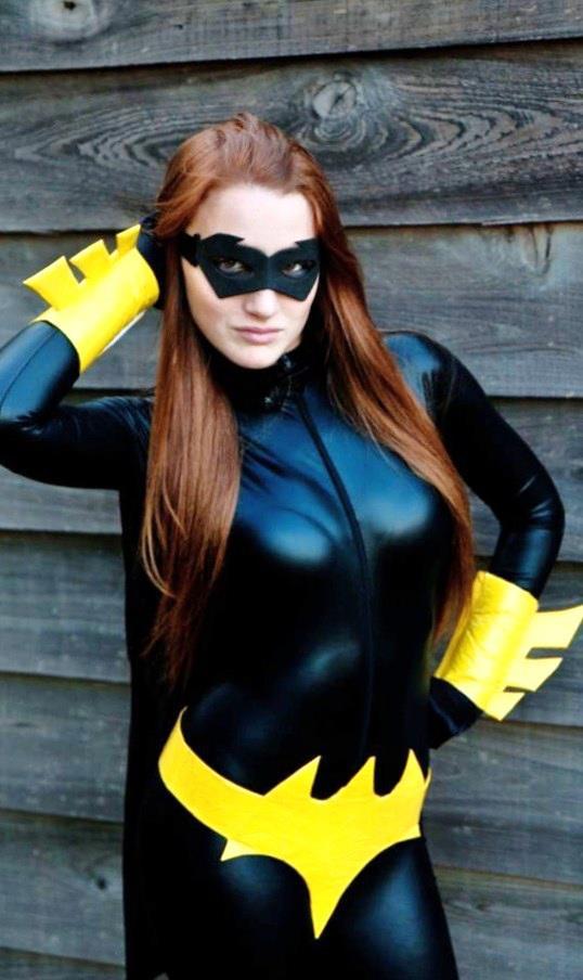 Bat Girl 4x6