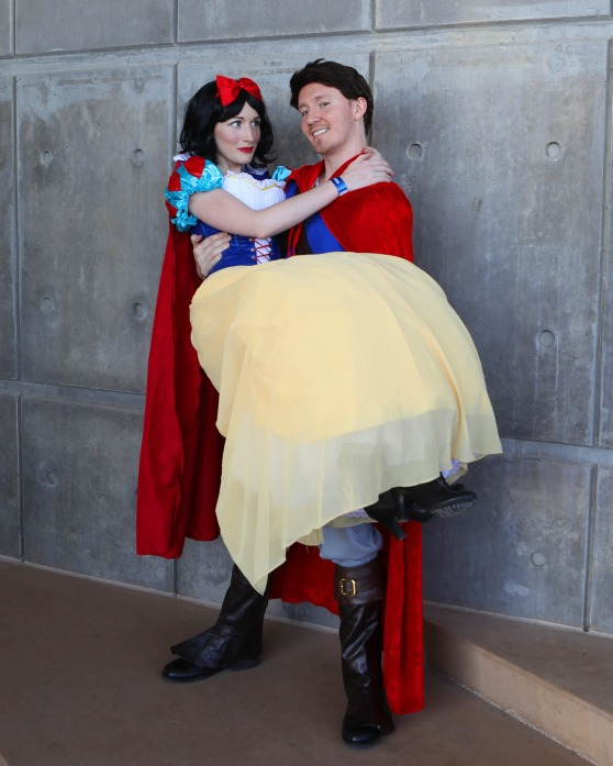 Snow White and Prince Charming