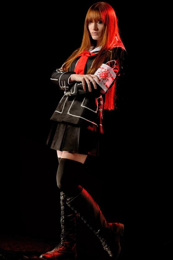 Yuki Standing